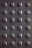 Текстура утюга с серыми выпуклинами Стоковые Фото
