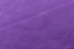 Текстура фиолетового волокна увиденная от конца вверх Стоковые Изображения