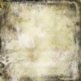 текстура флористического grunge ретро Стоковое Изображение