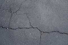Текстура фото проезжей части, камня или гранита, асфальта с большими частицами, серого шоссе E стоковые фото