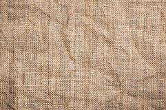 текстура холстины старая грубая Стоковое Фото