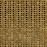 Текстура холста безшовной ткани естественная Стоковое Изображение