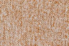 Текстура холста Брайна стоковая фотография rf