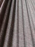 Текстура хлопко-бумажной ткани с тенями и волнистое Стоковое Изображение RF