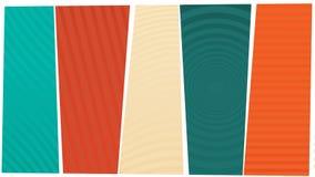 Текстура цвета предпосылки с линиями Стоковые Фотографии RF