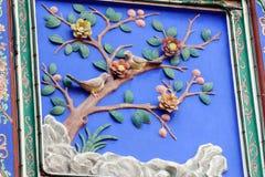 Текстура цветка Стоковая Фотография