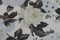 Текстура цветков бумажная как предпосылка Стоковое Изображение RF