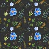 Текстура цветков Стоковое Изображение