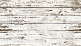 Текстура 2 цветов белая безшовная деревянная Стоковое Фото