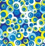 текстура цветов смешанная Стоковые Фото