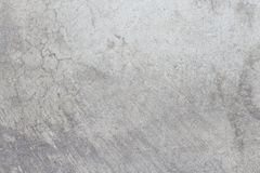 Текстура цемента конкретного пола белая пакостная старая Стоковое Фото
