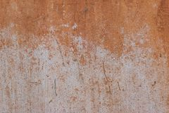 Текстура цемента, предпосылка бетонной стены Стоковые Фотографии RF