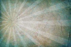Текстура цемента Grunge голубая Стоковые Фото