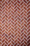 Текстура церков кирпичной стены Стоковые Изображения
