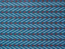 Текстура циновки Weave Стоковые Изображения
