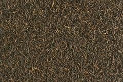 текстура черного чая Стоковое Фото