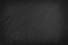 текстура черного chalkboard мелка пробела классн классного пустая трассирует Пустые пустые черные wi доски Стоковое Фото