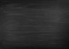 текстура черного chalkboard мелка пробела классн классного пустая трассирует Пустые пустые черные wi доски Стоковые Изображения RF