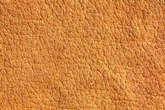 Текстура шамуа Brown Стоковые Фотографии RF