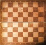 текстура шахмат доски Стоковое Изображение