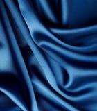 текстура шелка сатинировки ткани предпосылки Стоковое Изображение