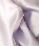 текстура шелка ткани Стоковая Фотография