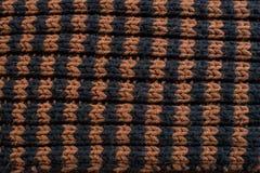 Текстура шерстяной ткани Стоковое Фото