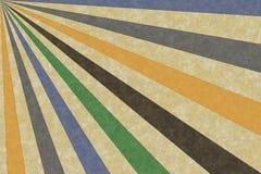 Текстура шестидесятых годов Стоковое Изображение RF