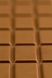 Текстура шоколада бара Стоковое фото RF