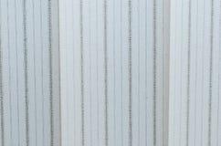 Текстура шторок ролика окна Стоковая Фотография