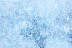 Текстура льда Байкала Стоковая Фотография RF