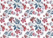 Текстура элементов цветка Стоковые Фотографии RF