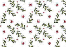 Текстура элементов цветка Стоковое фото RF