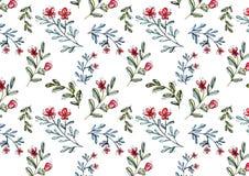Текстура элементов цветка Стоковое Изображение RF