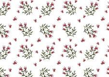 Текстура элементов цветка Стоковое Фото