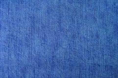 текстура джинсовой ткани Стоковая Фотография RF
