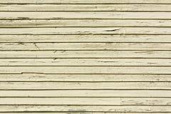 Текстура древесины Siding Стоковая Фотография