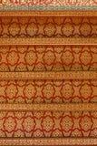 текстура 2 тайская Стоковые Изображения