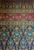 текстура 2 тайская Стоковое Изображение RF