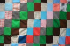 текстура 2 quilt Стоковая Фотография