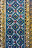 текстура 22 тайская Стоковое Изображение RF