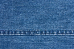 текстура 4 джинсыов Стоковая Фотография RF