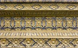 текстура 46 тайская Стоковое Изображение