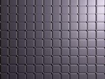 Текстура /background плитки серого перламутра кожистая 3d представляют иллюстрация вектора