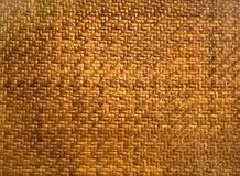 Текстура Basketry Стоковые Фотографии RF