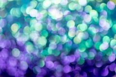 Текстура bokeh яркого блеска естественная Стоковое фото RF