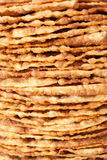 Текстура Buñuelos Стоковая Фотография