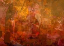 Текстура Editable винтажного стиля стиля искусства предпосылки вектора Grunge ретро огорченная Большой фон элемента дизайна для иллюстрация штока