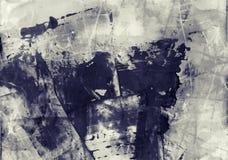 Текстура Editable винтажного стиля стиля искусства предпосылки вектора Grunge ретро огорченная Большой фон элемента дизайна для Стоковая Фотография RF