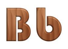 Текстура font-02 природы деревянная Стоковые Фотографии RF